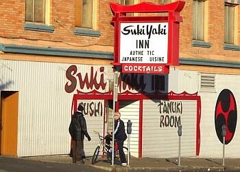 Spokane japanese restaurant SUKIYAKI INN