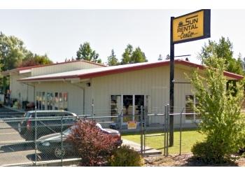Spokane event rental company Sun Rental Center