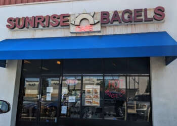 Concord bagel shop SUNRISE BAGELS CAFE