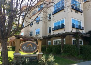 Sunnyvale assisted living facility SUNRISE OF SUNNYVALE