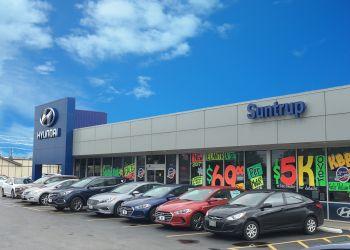 St Louis car dealership SUNTRUP HYUNDAI SOUTH
