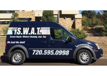 Denver window cleaner S.W.A.T. Window Cleaning