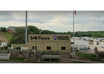 Omaha fencing contractor S & W Fence Inc