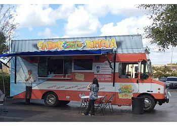 Pembroke Pines food truck Sabor Boricua