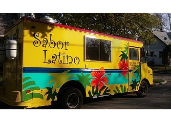 Worcester food truck Sabor Latino