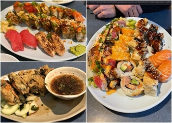 Portland sushi Saburo's Sushi House Restaurant