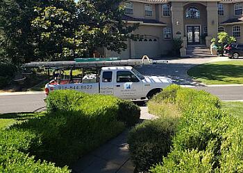 Sacramento window cleaner Sac Valley Clean