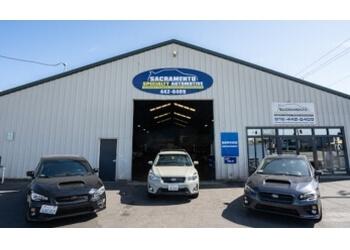 Sacramento car repair shop Sacramento Specialty Automotive