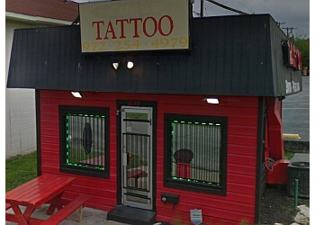Irving tattoo shop Sacred Art Tattoo