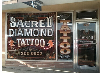 Des Moines tattoo shop Sacred Diamond Tattoo