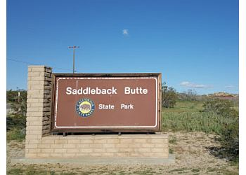 Saddleback Butte State Park Trail