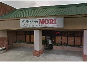Tallahassee japanese restaurant Sado Mori Japanese Restaurant