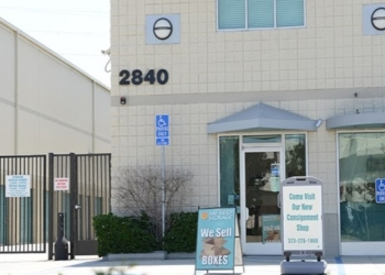 Los Angeles storage unit Saf Keep Storage