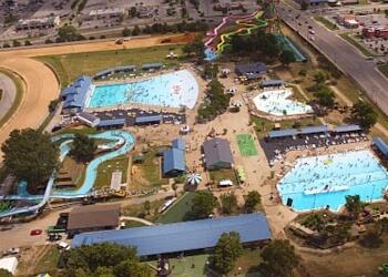 Tulsa amusement park Safari Joe's H20 Water Park