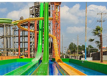 Tulsa amusement park Safari Joe's H20 Water Park
