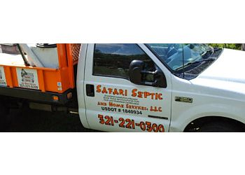 Orlando septic tank service Safari Septic and Home Services, LLC