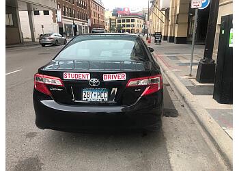 Minneapolis driving school Safari driving school