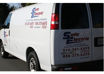 Fremont electrician Safe Electric