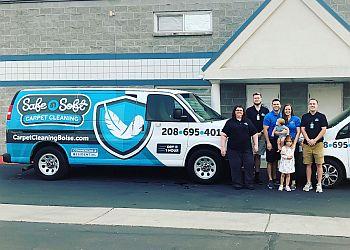 Boise City carpet cleaner Safe N Soft Carpet Cleaning Boise ID