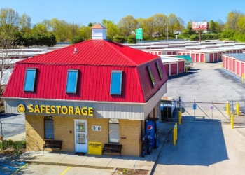 SAFE STORAGE & 3 Best Storage Units in Lexington KY - ThreeBestRated