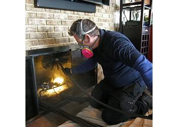Garland chimney sweep Safety Chimney Sweep