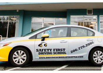 Seattle driving school Safety First Driving School