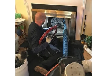 San Francisco chimney sweep Safety First Dryer Vent