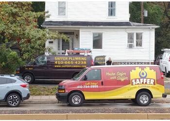 Baltimore plumber Saffer Plumbing & Heating