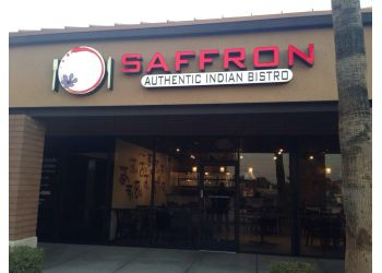 Glendale indian restaurant Saffron Indian Bistro