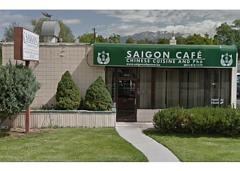 Provo chinese restaurant Saigon Cafe