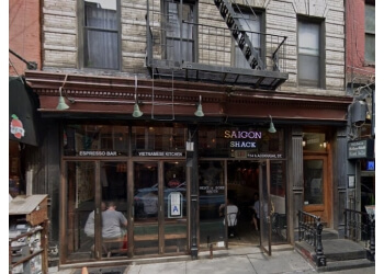 New York vietnamese restaurant Saigon Shack