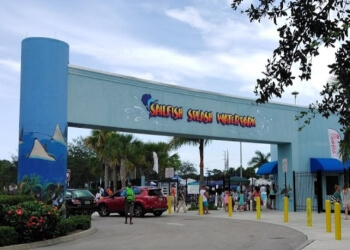 Port St Lucie amusement park Sailfish Splash Waterpark