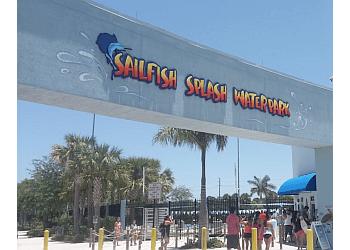 Port St Lucie amusement park Sailfish Splash Waterpark