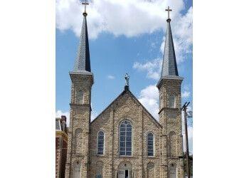 Pittsburgh church Saint Anthony Chapel