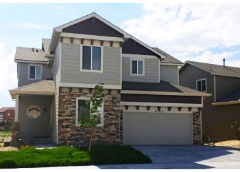 Colorado Springs home builder Saint Aubyn Homes