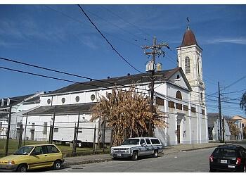 New Orleans church Saint Augustine Catholic Church