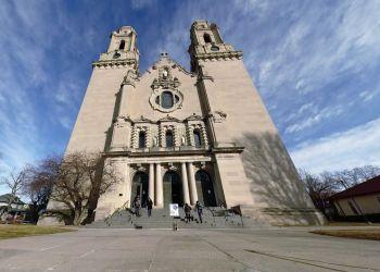 Omaha church Saint Cecilia Cathedral