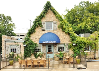 Fort Worth french restaurant Saint-Emilion