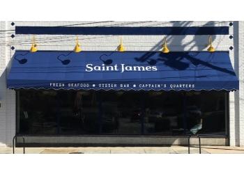 Durham seafood restaurant Saint James Seafood