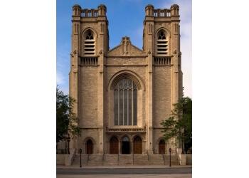 Denver church Saint John's Cathedral