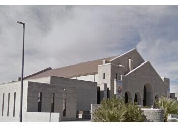 El Paso church Saint Mark Catholic Church
