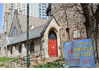 Philadelphia preschool Saint Mary's Nursery School
