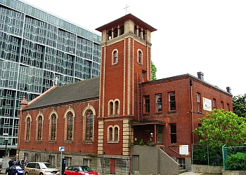 Portland church Saint Michael The Archangel Catholic Parish