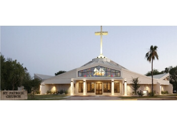 Laredo church Saint Patrick Catholic Church
