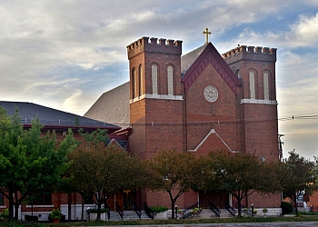 Columbus church St. Patrick Church