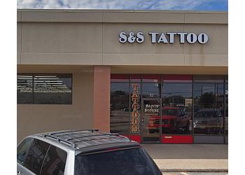 Carrollton tattoo shop Saints & Sinners