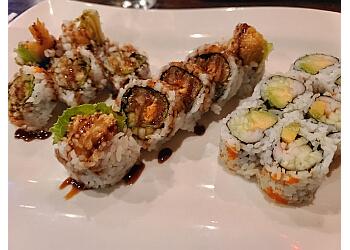 Newport News sushi Saisaki Asian Bistro & Sushi Bar