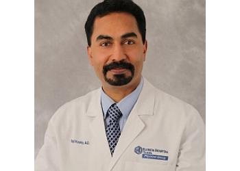 Tampa endocrinologist Saji Koshy, MD
