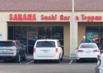 Phoenix sushi Sakana Sushi & Grill
