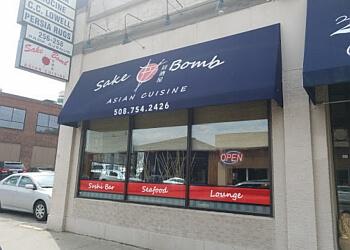Worcester sushi Sake Bomb Bistro